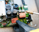Cleaning industrial electronic,siemens, RSD electronic